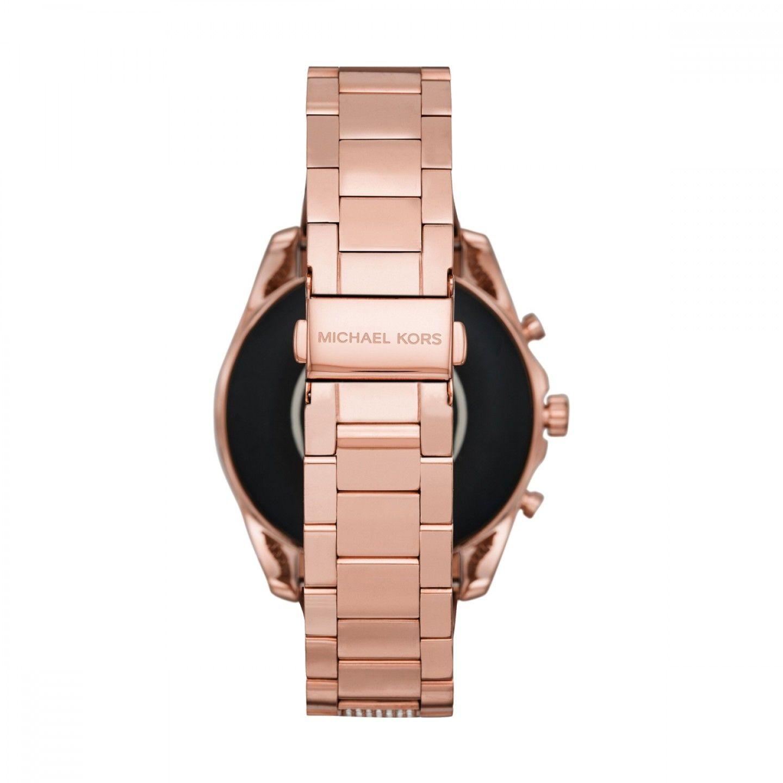 Relógio MICHAEL KORS ACCESS Bradshaw Ouro Rosa (Smartwatch)