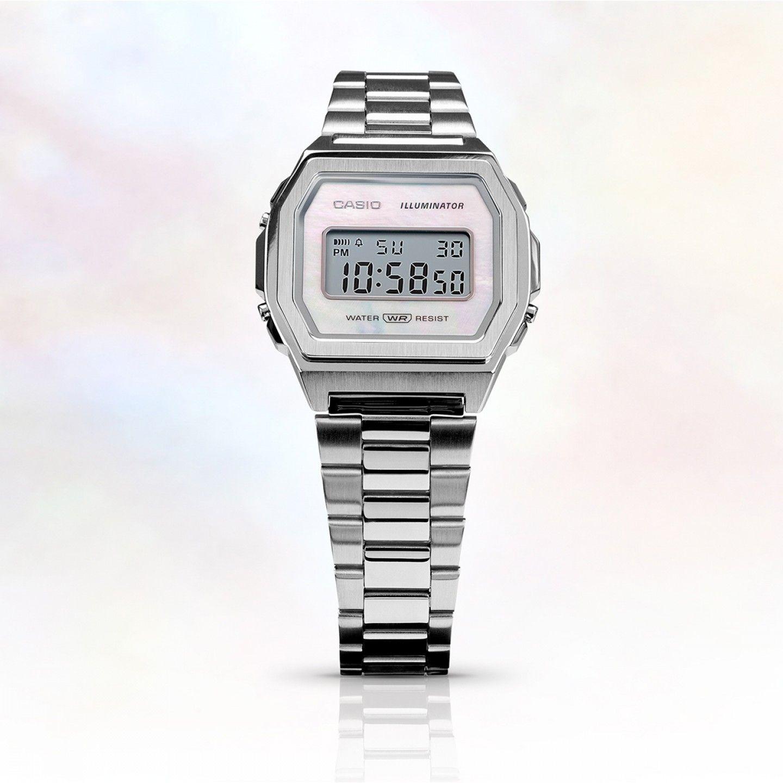Relógio CASIO Vintage Premium Prateado