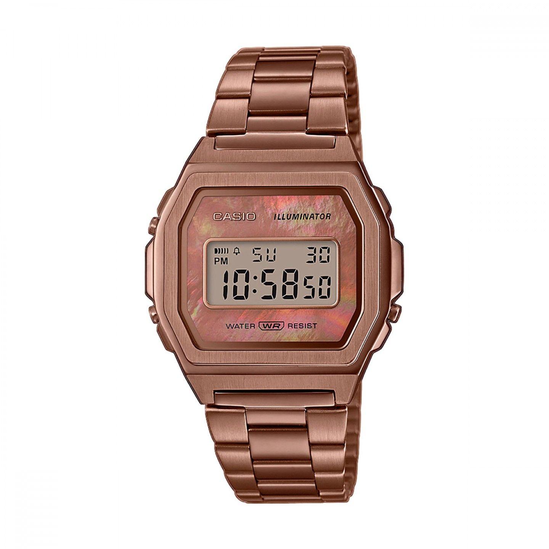 Relógio CASIO Vintage Premium Ouro Rosa
