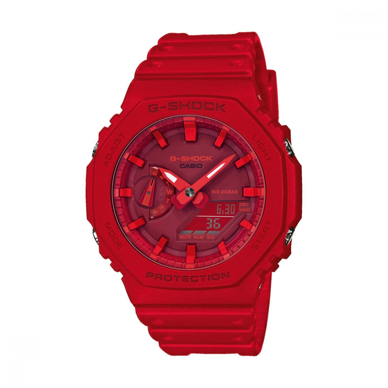 Relógio CASIO G-SHOCK Youth Carbon Vermelho
