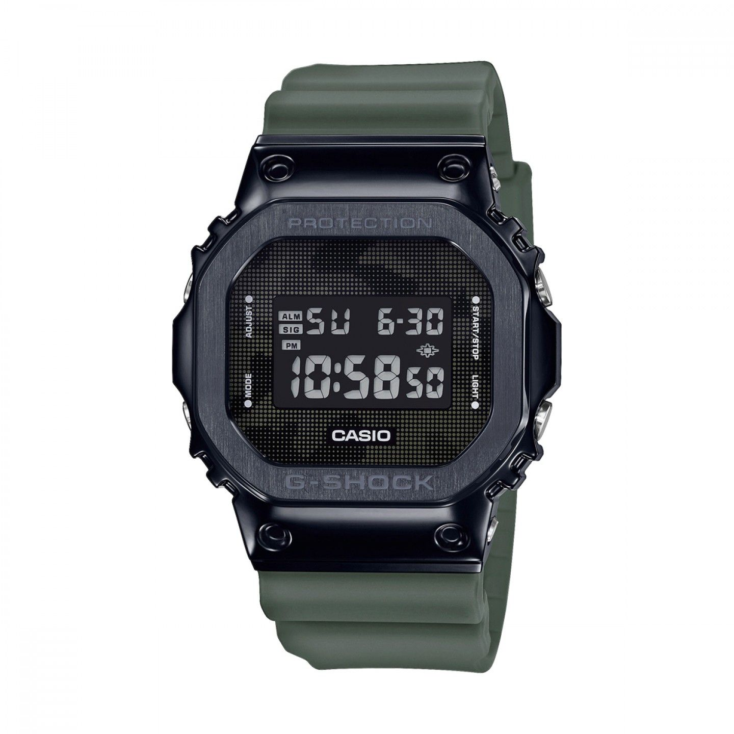 Relógio CASIO G-SHOCK The Origin Verde