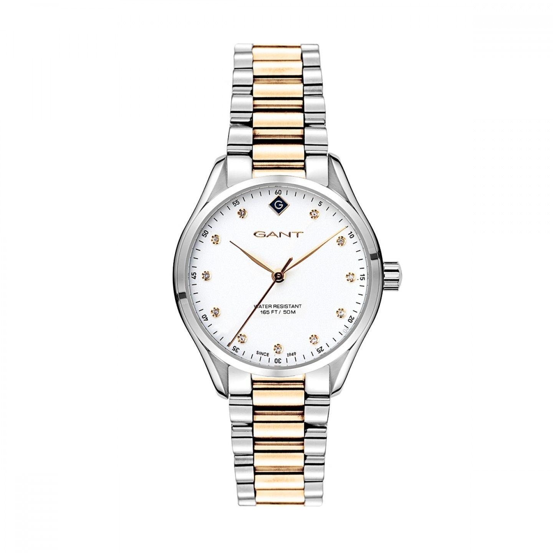 Relógio GANT Sharon Bicolor Dourado/Prateado