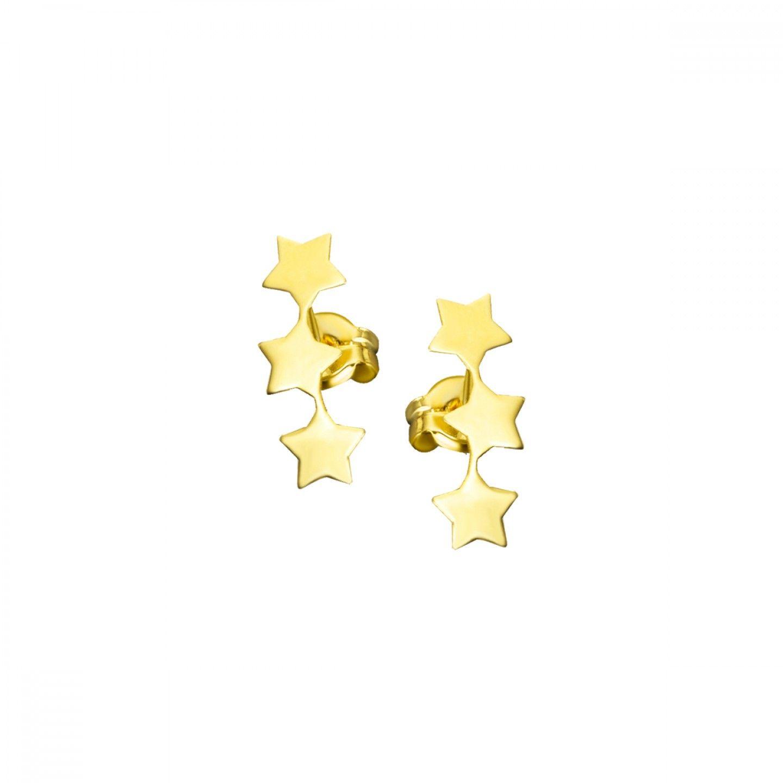 Brincos LECARRÉ ouro 18k