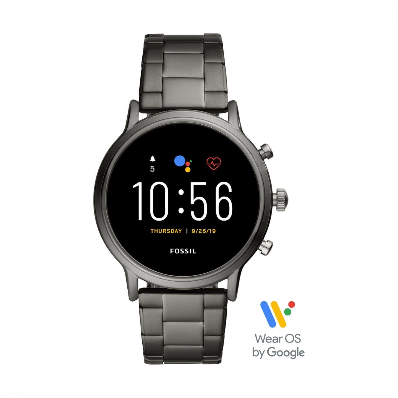 Relógio Inteligente FOSSIL Q Carlyle Cinzento (Smartwatch)