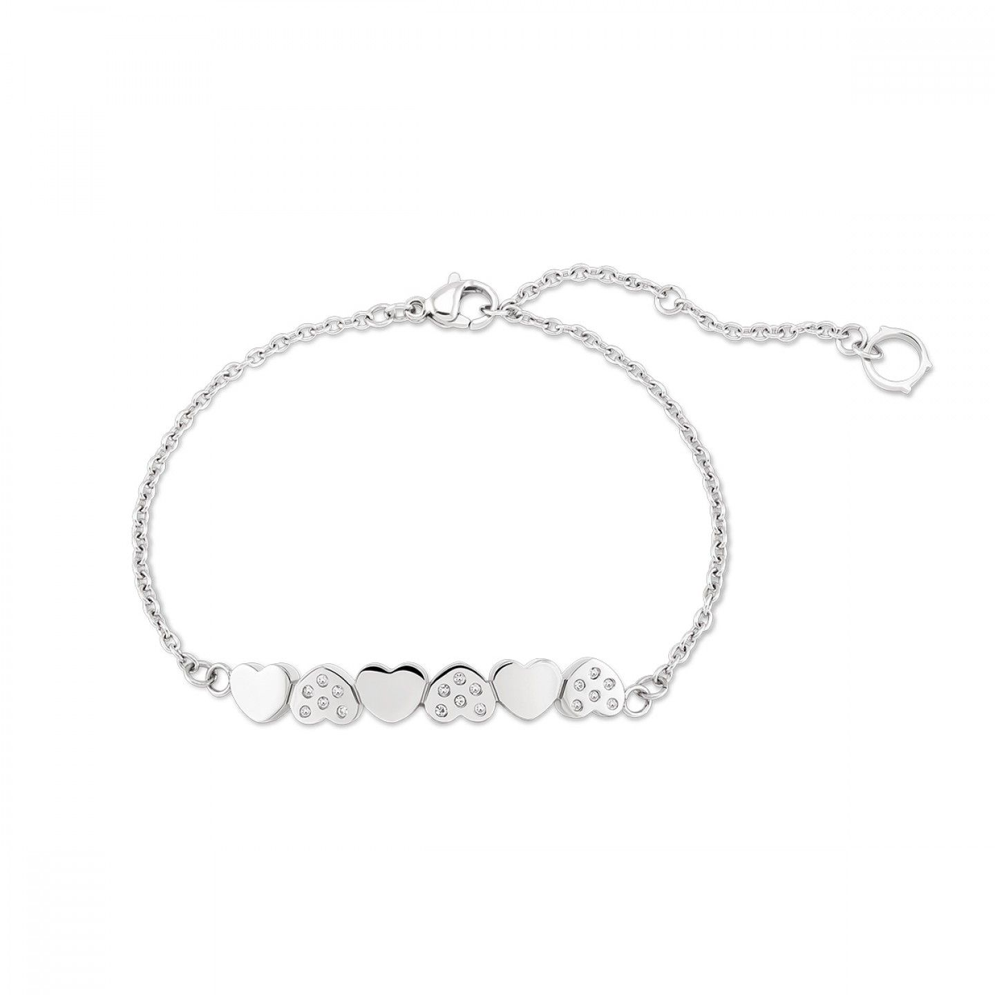 Pulseira ONE JEWELS Pashion Silver