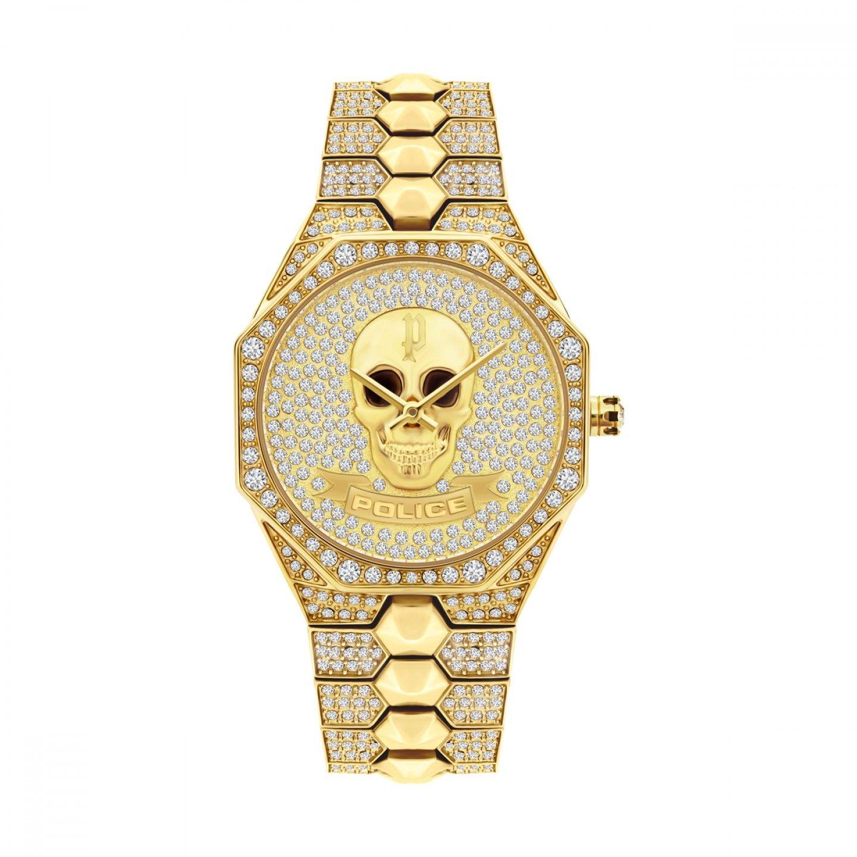 Relógio POLICE WOMAN Montaria Dourado
