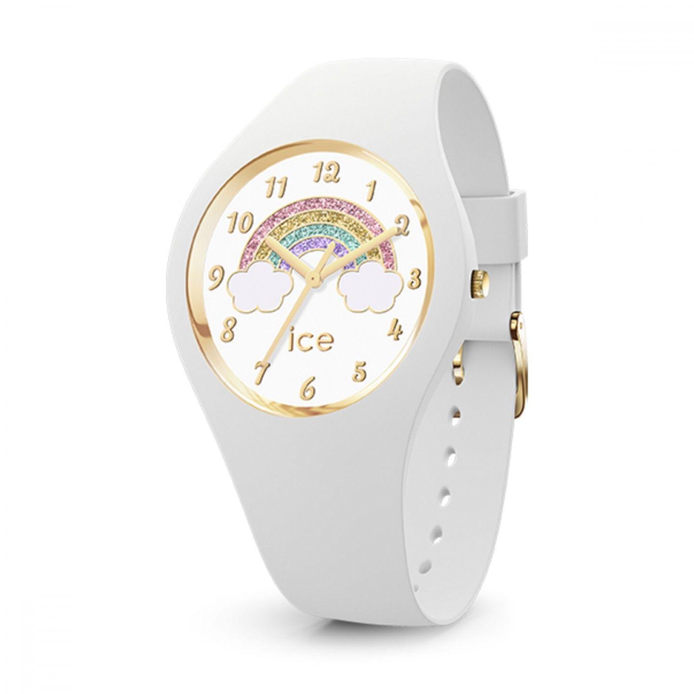 Relógio ICE Fantasia  Branco