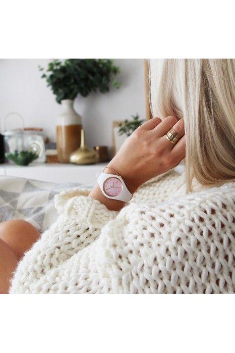 Relógio ICE Pearl Branco