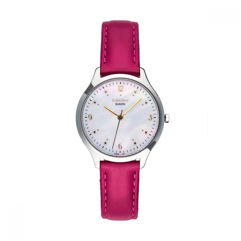 Relógio CAUNY Majestic Fuscia