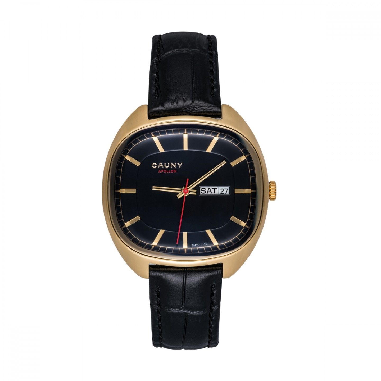 Relógio CAUNY Apollon Preto