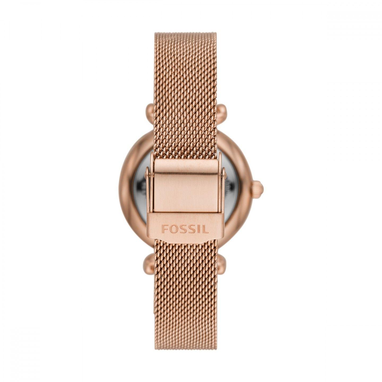 Relógio FOSSIL Carlie Mini Ouro Rosa