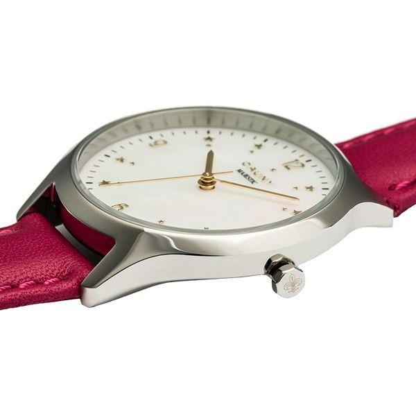 Relógio CAUNY Majestic Fuscia CMJ009