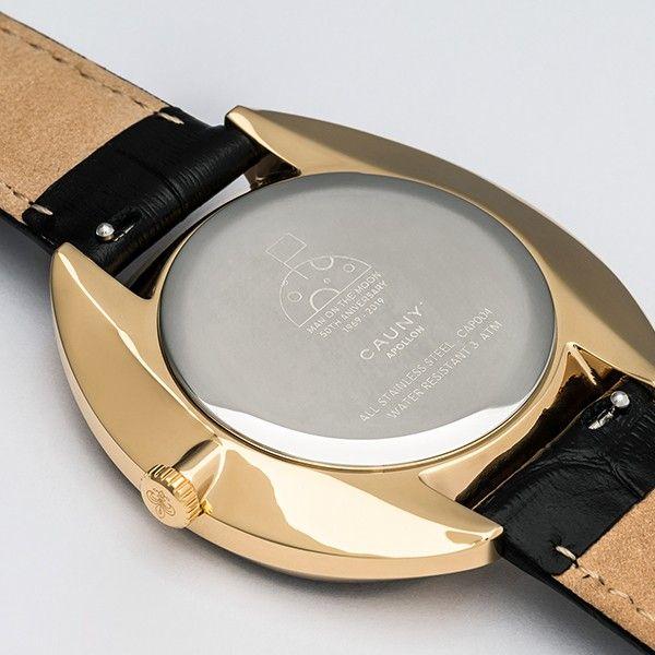 Relógio CAUNY Apollon Preto CAP004