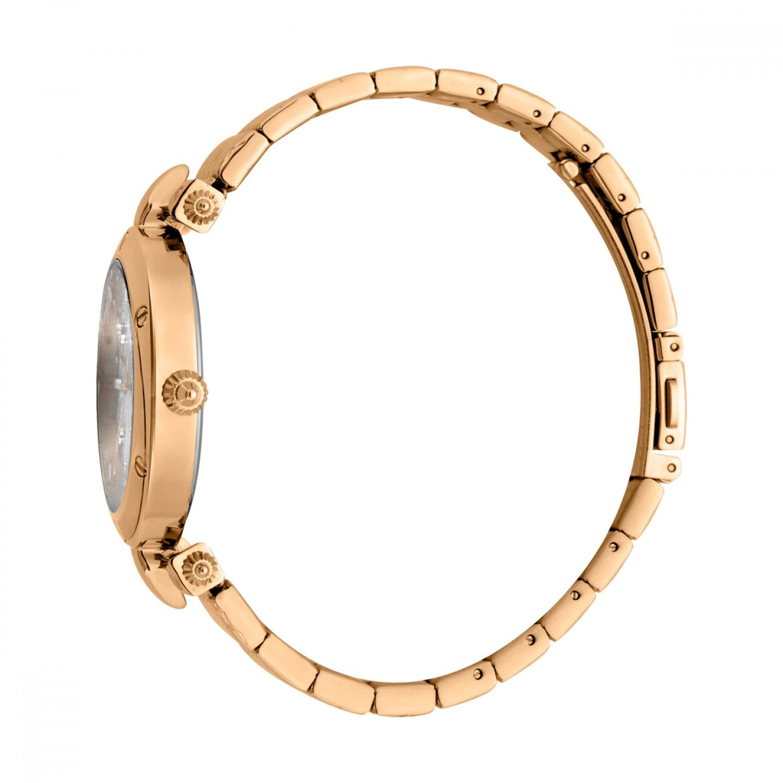 Relógio JUST CAVALLI TIME JC Logo Ouro Rosa