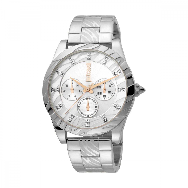 Relógio JUST CAVALLI TIME XL Prateado