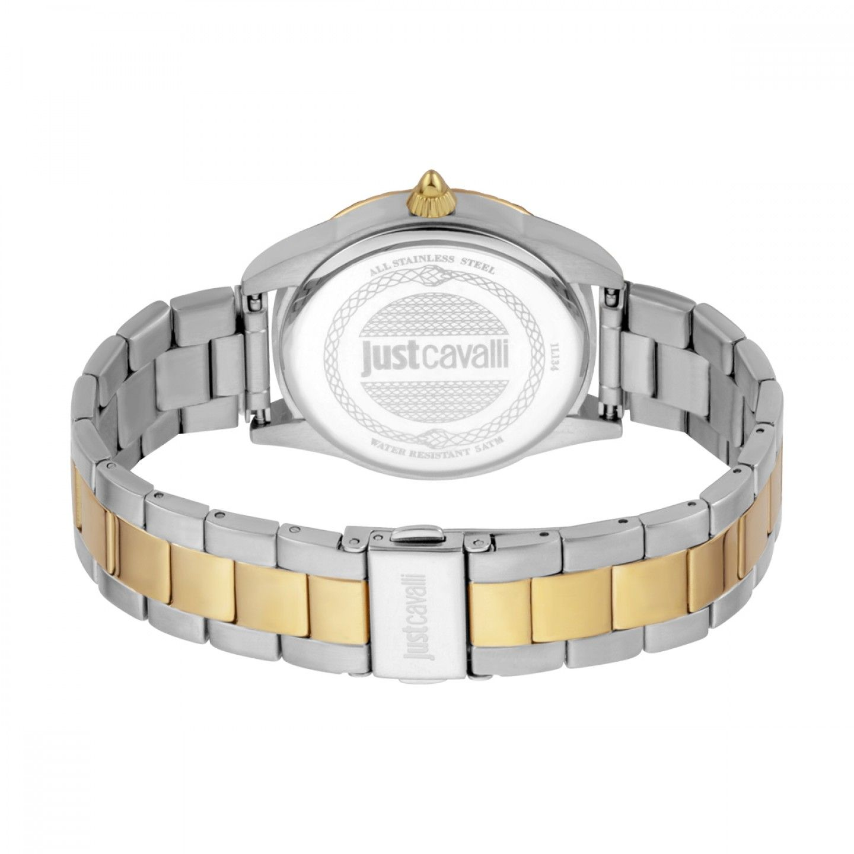 Relógio JUST CAVALLI TIME XL Bicolor