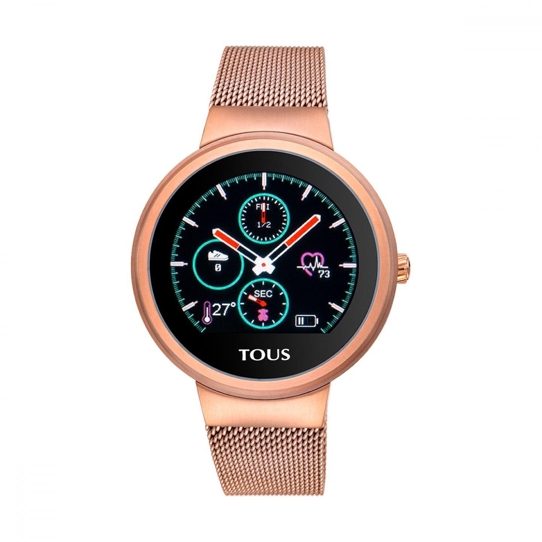 Relógio TOUS Rond Touch Ouro Rosa