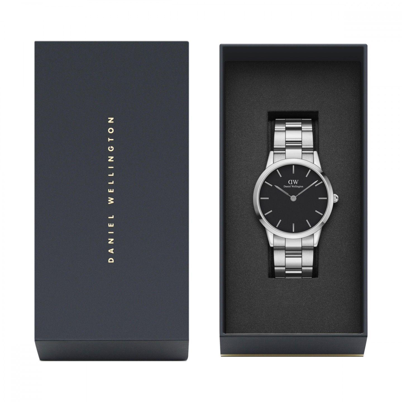 Relógio DANIEL WELLINGTON Iconic Link Prateado
