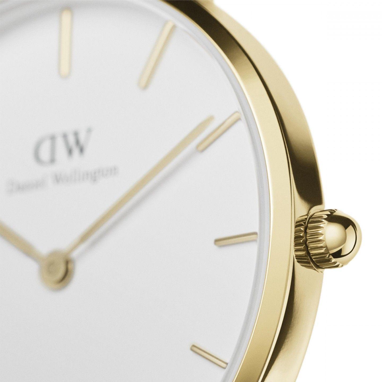 Relógio DANIEL WELLINGTON Petite Melrose Dourado