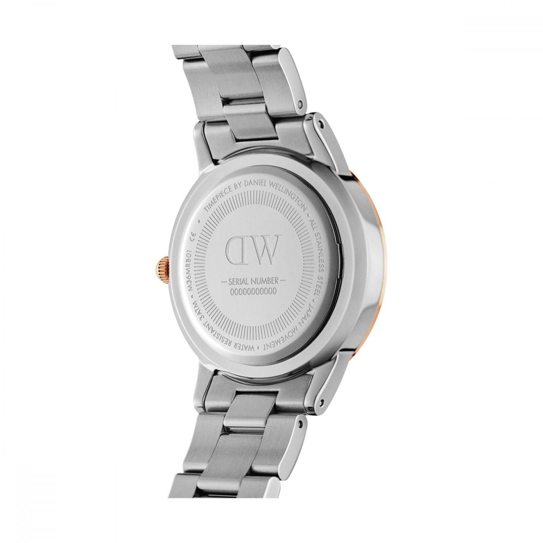Relógio DANIEL WELLINGTON Iconic Lumine Bicolor