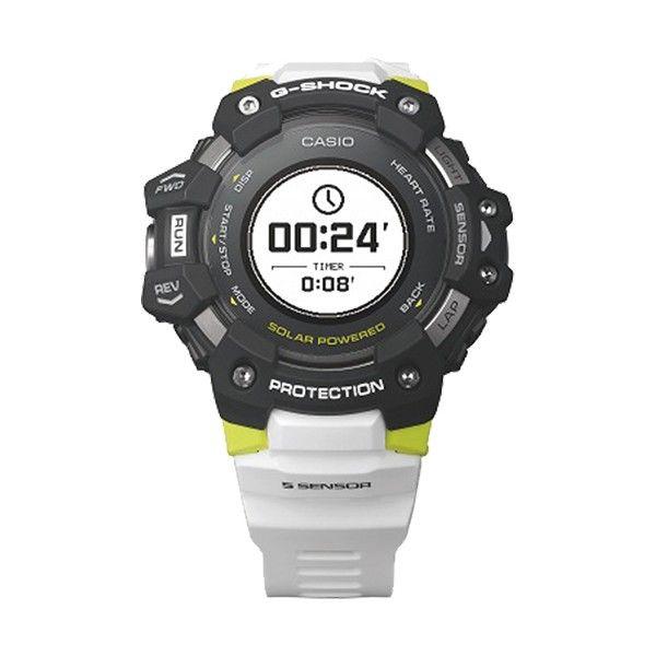 Relógio CASIO G-SHOCK G-Squad Branco GBD-H1000-1A7ER