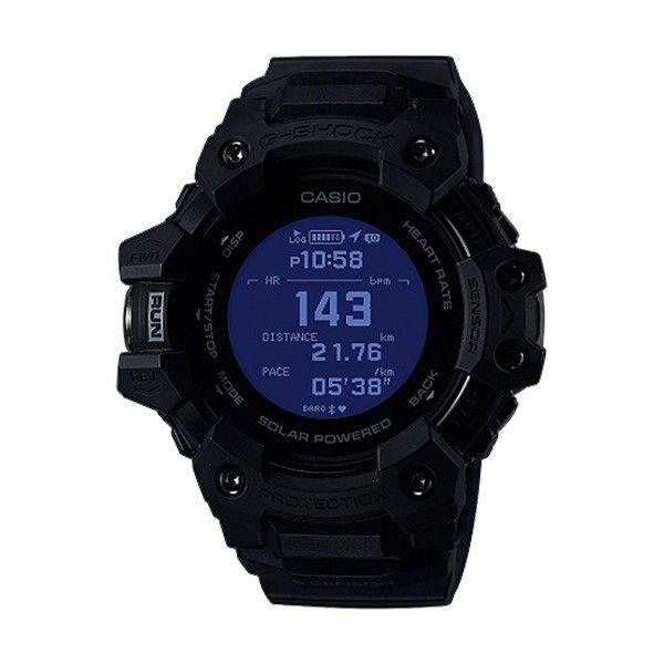 Relógio CASIO G-SHOCK G-Squad Preto GBD-H1000-1ER