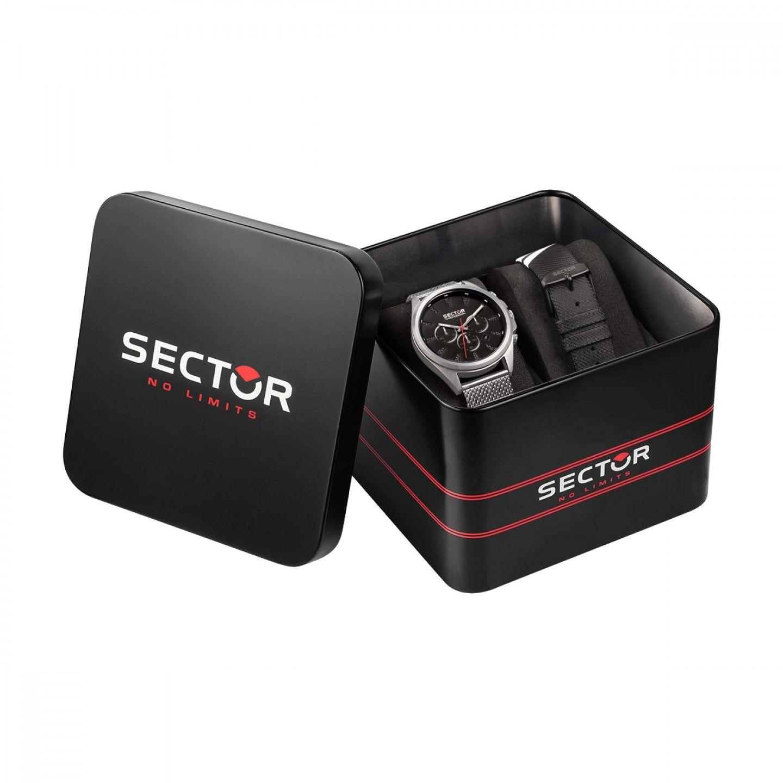 Relógio SECTOR Série Limitada Prateado