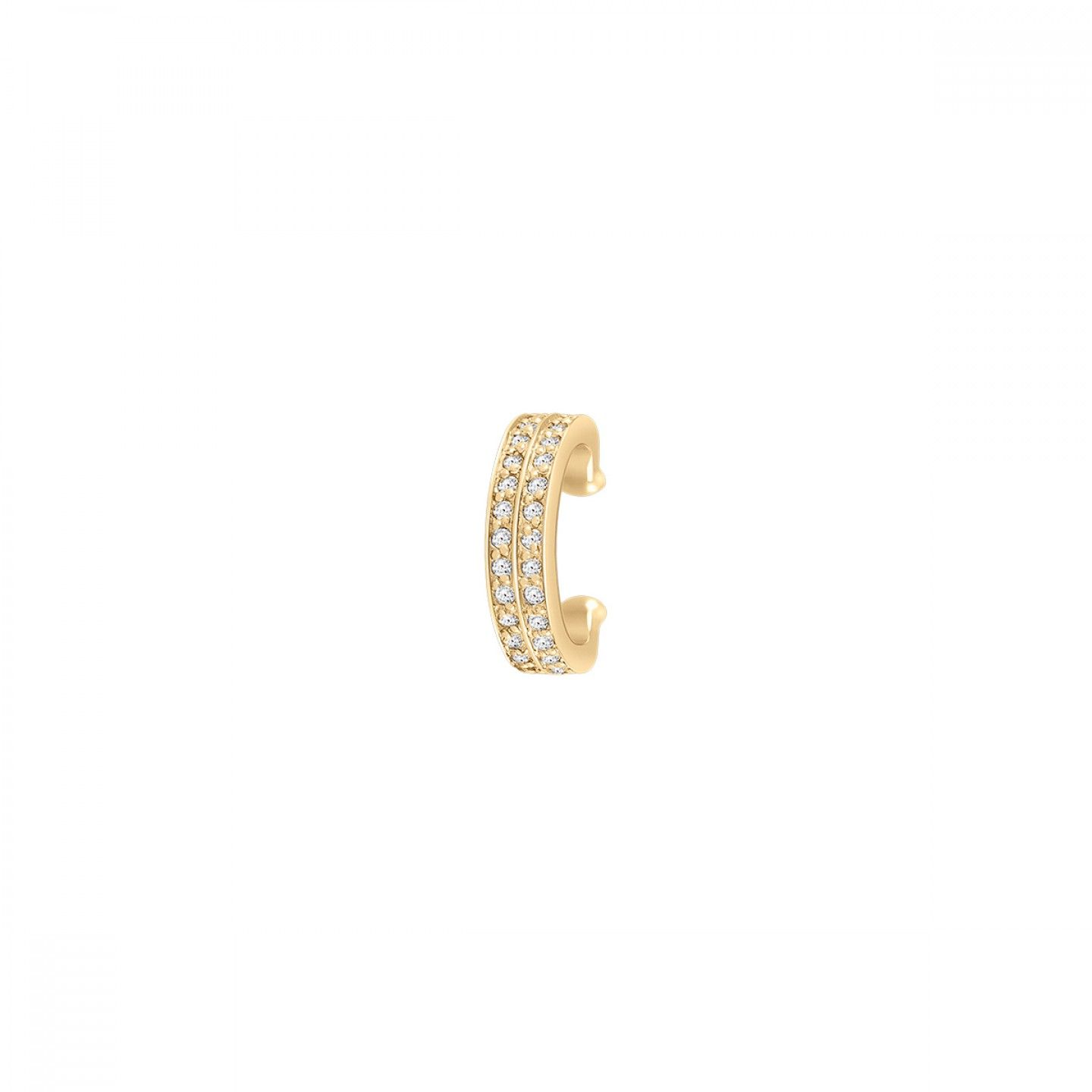 BRINCO UNIKE MIX & MATCH EAR CUFF SHINNY I GOLD
