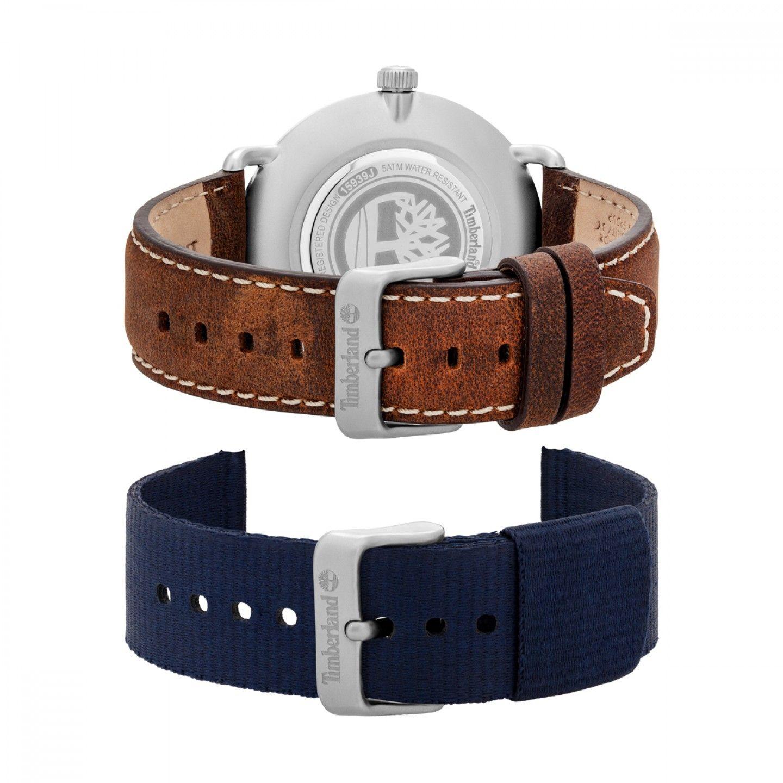 Relógio TIMBERLAND Robbinston Castanho