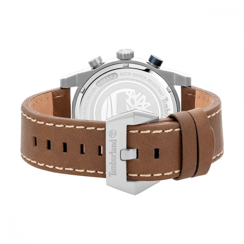Relógio TIMBERLAND Sherbrook Castanho