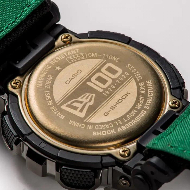 Relógio CASIO G-SHOCK G-Steel - NEW ERA 100th Anniversary