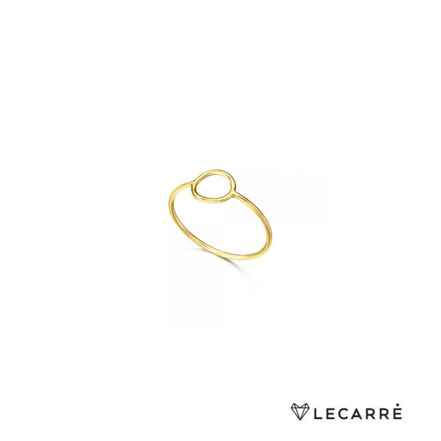 ANEL LECARRÉ OURO 18K