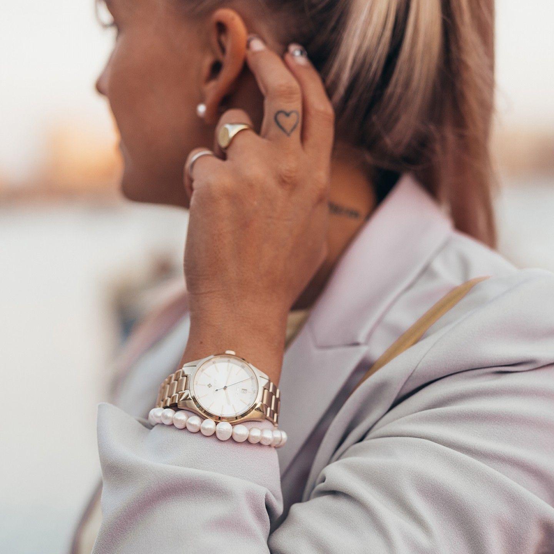 Relógio GANT Arlington Lady Dourado