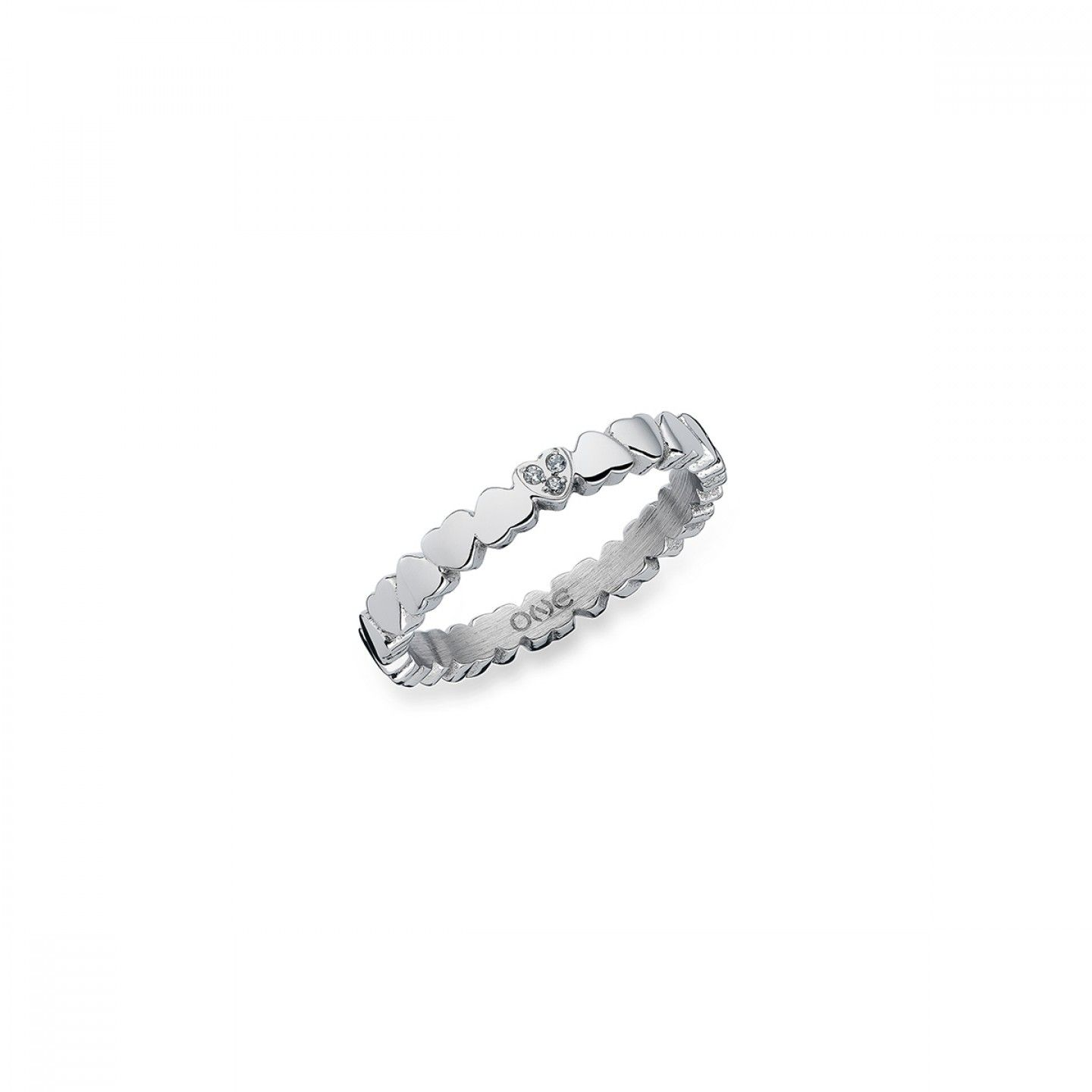 Anel ONE JEWELS London 14 SILVER