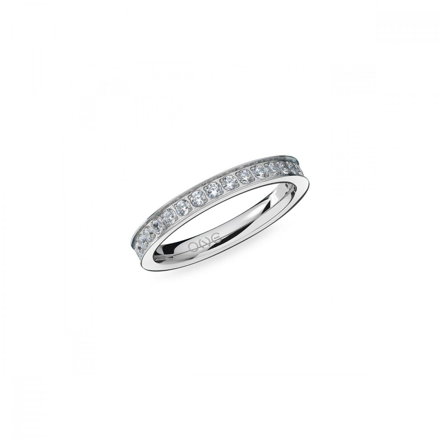 Anel ONE JEWELS London 03 Silver