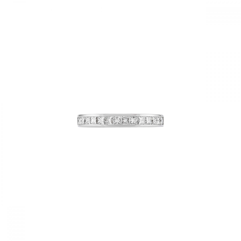 ANEL BOW OURO 18K DIAMANTES 0,75 Q.GSI