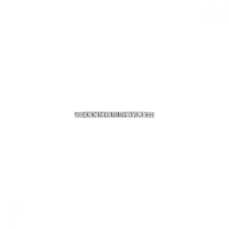 ANEL BOW OURO 18K DIAMANTES 0,15 Q.GSI