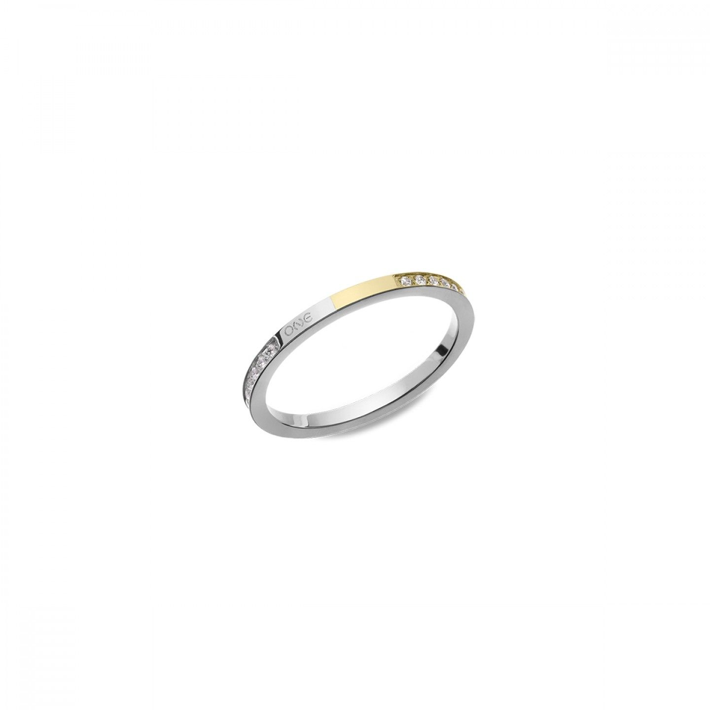 ANEL ONE JEWELS LONDON 25 SILVER & GOLD